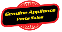 Genuine Appliance Parts Sales
