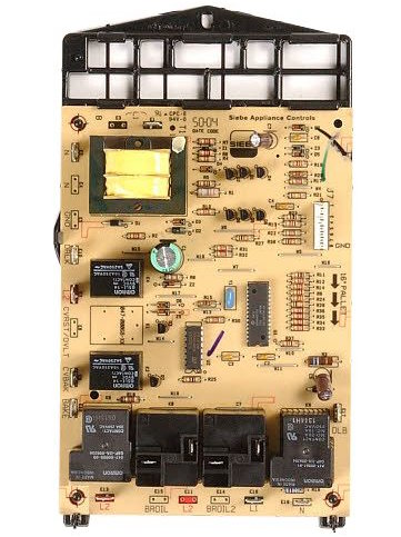 00369126 Thermador Range Oven Power Relay Board