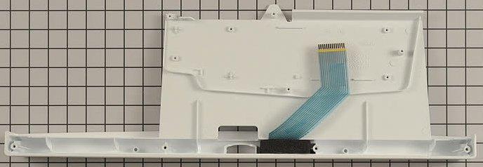 154639210 Frigidaire Dishwasher Console Panel