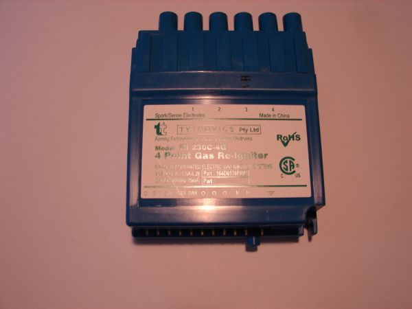 211812 DCS Range Cooktop 4 Point Spark Module