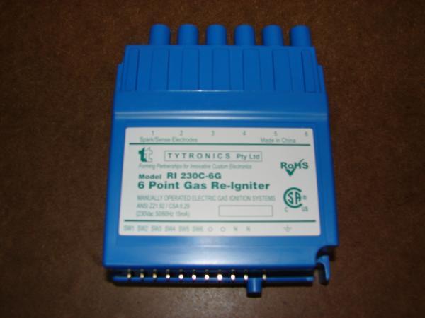 211813P DCS 6-Point Spark Module