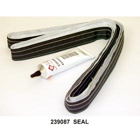 239087 Kitchen Aid Dryer Rear Drum Seal