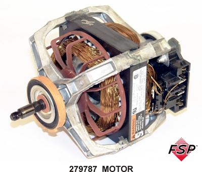 279787 Kitchen Aid Dryer Motor