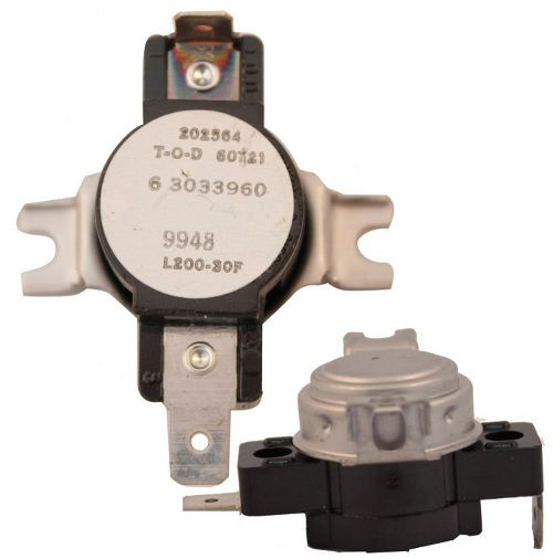 WP303396 Jenn-Air Dryer High Limit Thermostat
