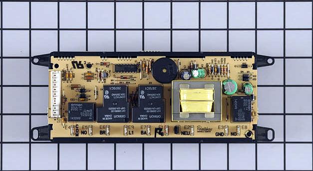 Repair Service For Frigidaire Oven Range Control Board 318010102