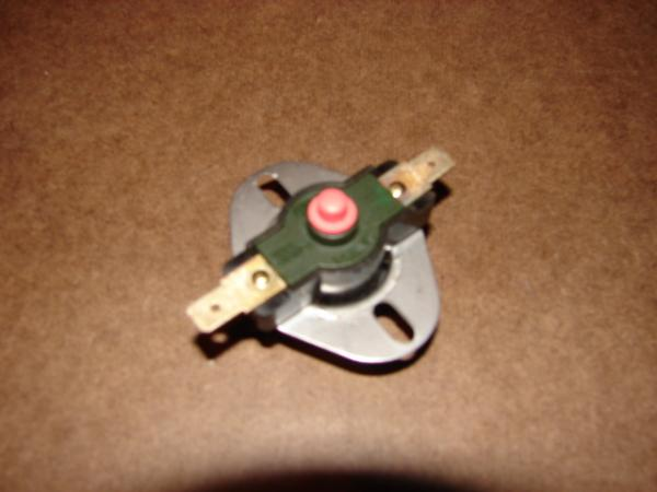 395155 Fisher Paykel Dryer Thermostat