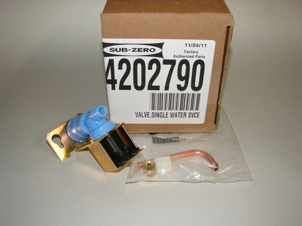 4202790 Sub Zero Ice Maker Water Valve