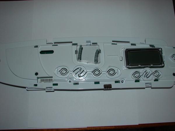 420722p Fisher Paykel Washer Display Board Iwl12 Iwl15