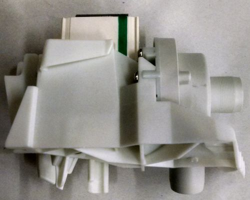 421821p Fisher Paykel Washer Pump And Bracket Assembly