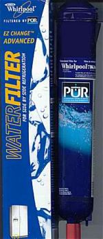 4396710 Whirlpool Refrigerator PUR Water & Ice Filter