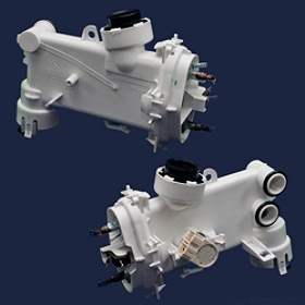 00480317 Bosch Dishwasher Heating Element With Sensors