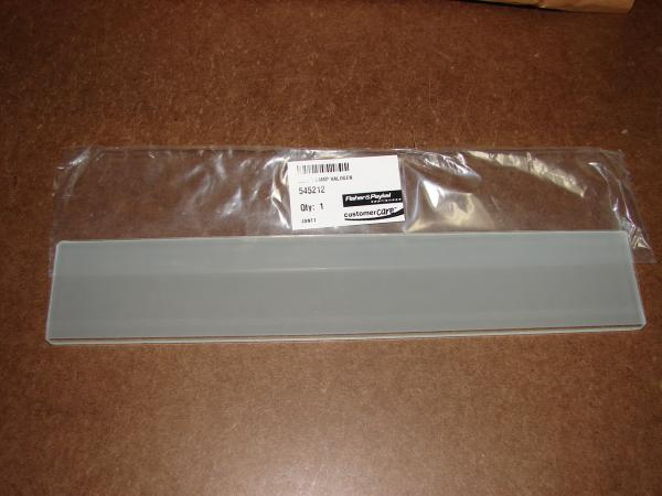 545212 Fisher Paykel Oven Lamp Cover Glass