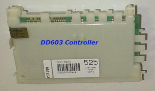 528397HUSP Fisher Paykel Dishwasher Control