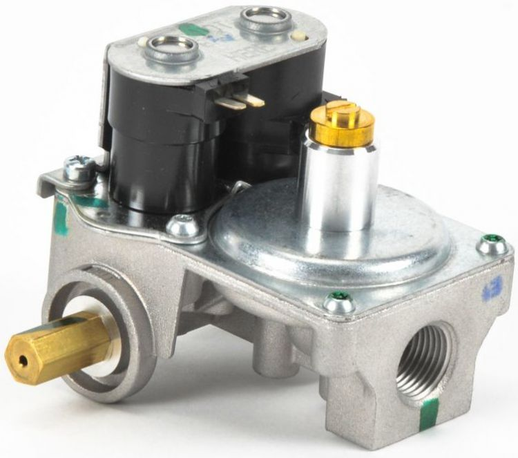 5303207409 Electrolux Frigidaire Dryer Gas Valve Assembly