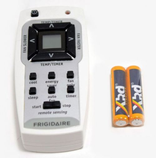 5304476851 Frigidaire Air Conditioner Remote Control
