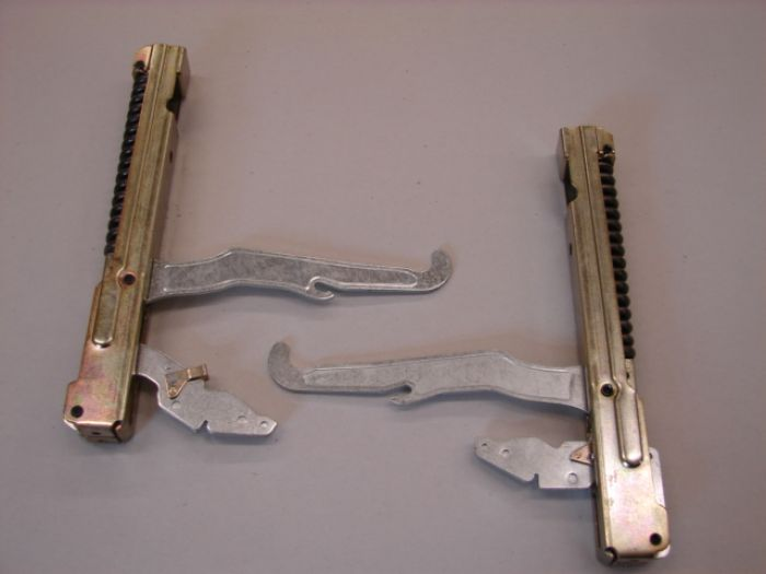 701035 Dacor Oven Door Hinges 2 For Stainless Models