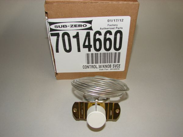 7014660 Sub Zero Cold Control Replaces 3012070