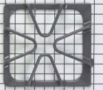 WP8053455 Whirlpool Range Cooktop Burner Grate Gray