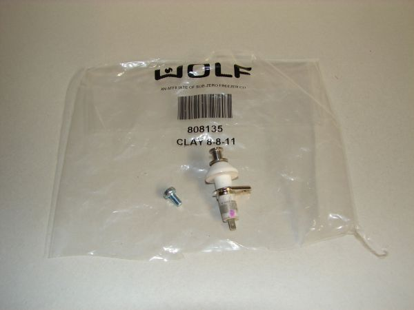 808135 Wolf Surface Unit Ignitor Sparker W Screw