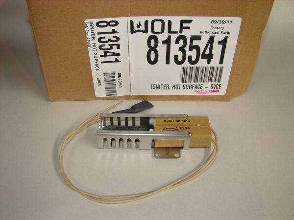 813541 Wolf Gas Range Oven Ignitor