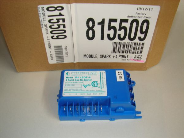 815509 Wolf Gas Range 4 Point Spark Module