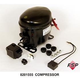 8201555 Whirlpool Kenmore Compressor Kit