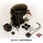 8201555 Whirlpool Kenmore Compressor Kit