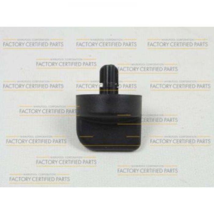 Wp9871800 Sears Kenmore Trash Compactor Knob Black