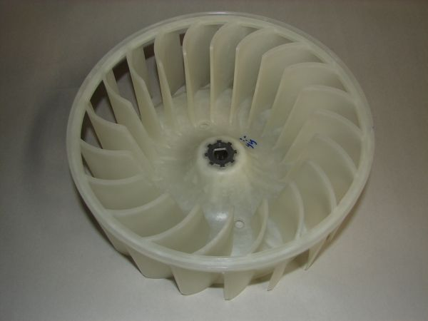 Dc67 00180b Samsung Dryer Blower Fan Wheel