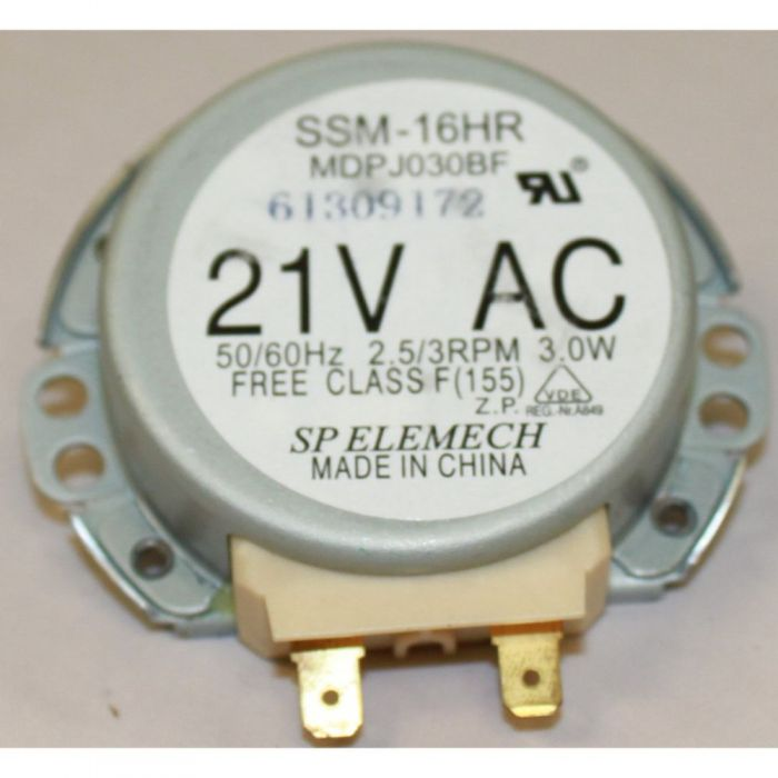 De31 10172c Samsung Microwave Oven Turntable Motor