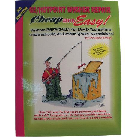 EBGW Supco GE Hotpoint Top-Loading Washer Repair Manual