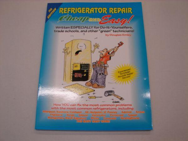 Ebhr Supco Refrigerator Repair Manual