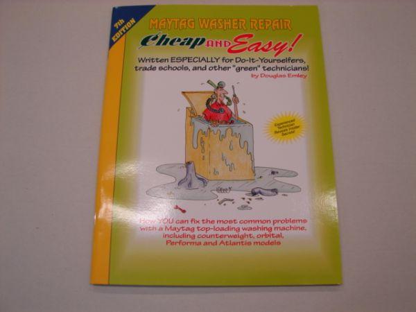 ebmw supco maytag top loading washer repair manual rh genuineapplianceparts com