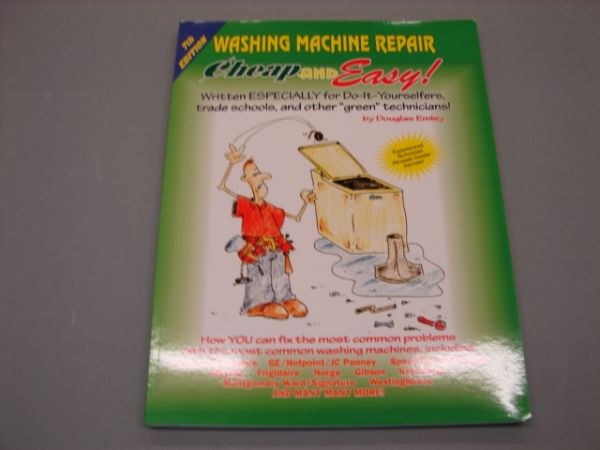EBWM Supco Top-Loading Washer Repair Manual