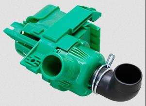 ERW10536347 Whirlpool Washer Water Pump Cabrio W10536347