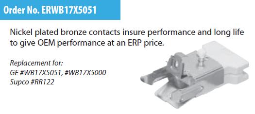 Erwb17x5051 Erp Range Terminal Block Ge Wb17x5051