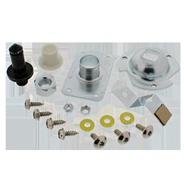 Erwe25x205 Ge Hotpoint Dryer Drum Bearing Kit