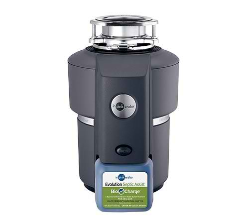 Insinkerator Evolution Septic Assist Food Waste Disposer