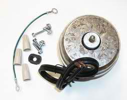 Supco sm5109 whirlpool refrigerator condenser fan motor 833697 for Condenser fan motor replacement cost