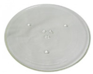 W10132127 Jenn-Air Microwave Oven Turntable Glass Tray