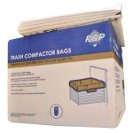 "W10165294RB Whirlpool Kenmore 15"" Trash Compactor Bags 60 Pack"