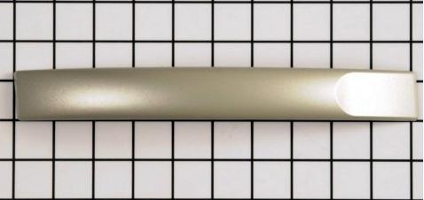 W10272107 Whirlpool Microwave Oven Door Handle Silver
