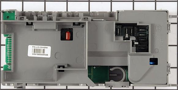 Jenn Air Dishwasher Jdb8910awb Control : W maytag jenn air dishwasher control assembly