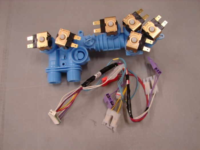 W10364988 Whirlpool Washer Water Inlet Valve