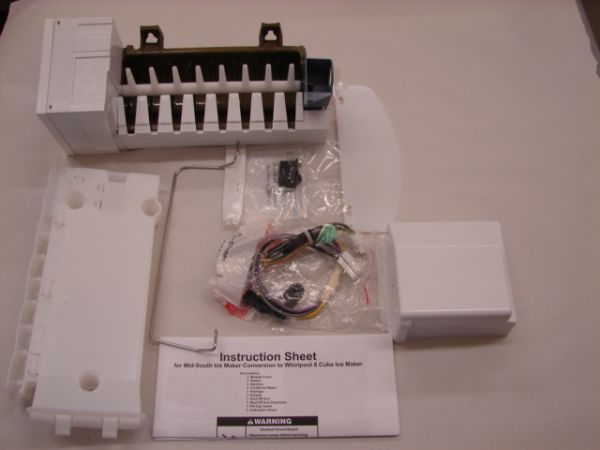 W10519364 Maytag Refrigerator Ice Maker Conversion Kit