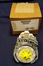W10876537 Whirlpool Dishwasher Drain Pump