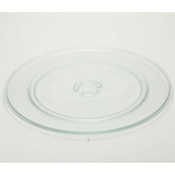 W10818723 Whirlpool Microwave Oven Glass Turntable Tray