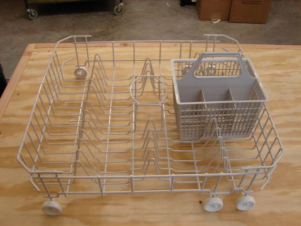 Wd28x10324 General Electric Hotpoint Dishwasher Lower Rack