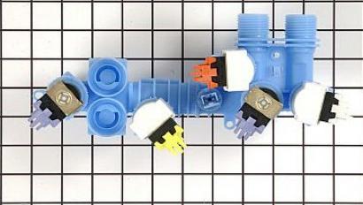 WPW10059310 Whirlpool Washer Water Inlet Valve
