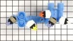 WPW10059310 Whirlpool Washer Water Inlet Valve